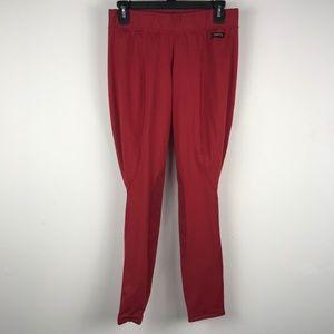 Kerrits Legging Pants w/ Leather Knee-Pad Sz XL